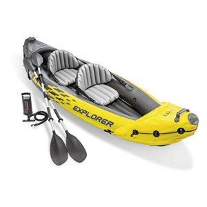 Intex Explorer Best Inflatable Kayak