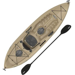 Lifetime Tamarack Best Fishing Kayak Under $1000