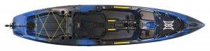 Perception Pescador Pilot Sit On Top Fishing Kayak
