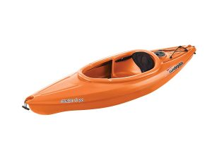Sun Dolphin Aruba SS 8-Foot Sit-In Kayak