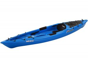 Sun Dolphin Bali SS 12-Foot Sit-On-Top Kayak
