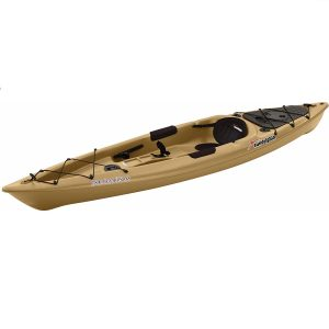 Sun Dolphin Journey 12-Foot Sit-on-top Fishing Kayak