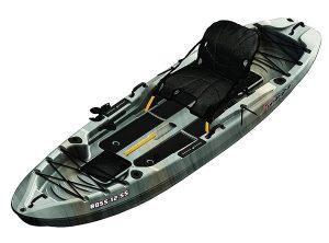 Sundolphin Sit-On Stand On Top Angler Kayak